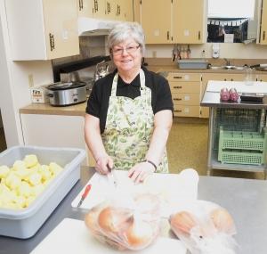 Seniors' Christmas Dinner @ Revelstoke Community Centre