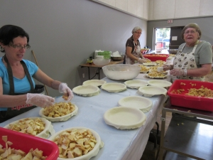 St Francis Apple Pie Sale @ St. Francis Parish Centre | Revelstoke | British Columbia | Canada