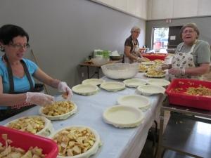 St Francis Apple Pie Sale @ St. Francis Parish Centre   Revelstoke   British Columbia   Canada