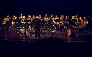 Revelstoke Community Band rehearsal @ Columbia Park Elementary School Band Room | Revelstoke | British Columbia | Canada