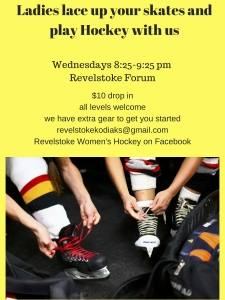 Women's Hockey Drop In @ Revelstoke Forum | Las Vegas | Nevada | United States