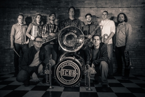 Dirty Catfish Brass Band are Bringing the Party to Revelstoke! @ Revelstoke Performing Arts Centre