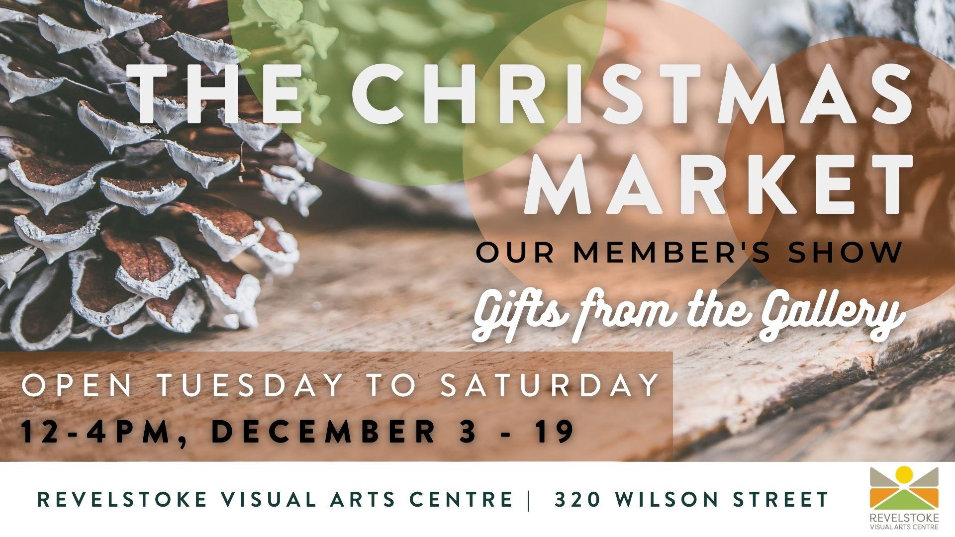 RVAC Member's Christmas Market