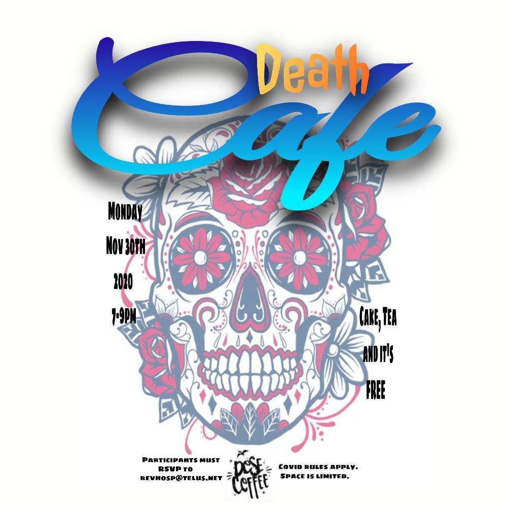 November Death Cafe